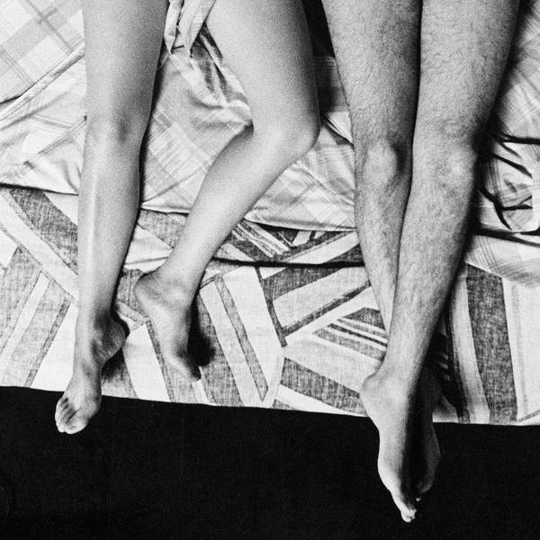 Sleep Art Print featuring the photograph Alba and Paul - Detail by Ted Spagna