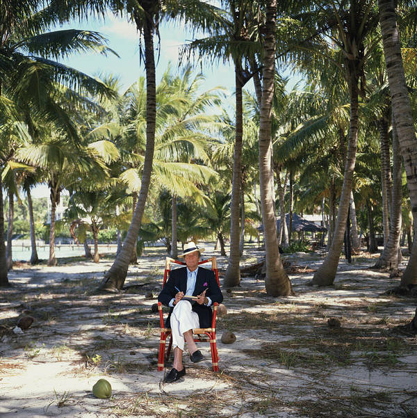 Working Art Print featuring the photograph Abaco Islander by Slim Aarons