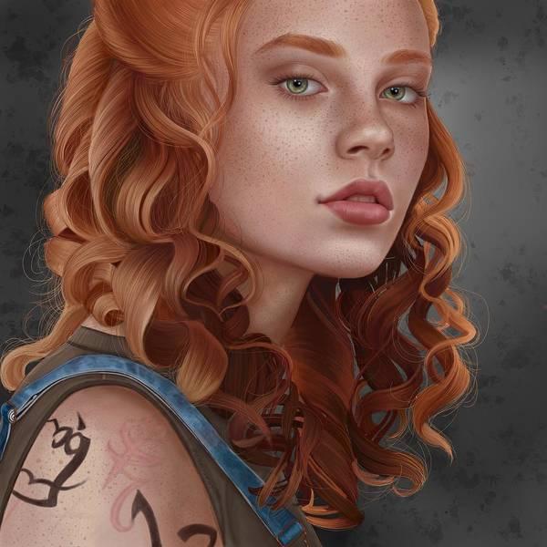 Clary Fairchild by Alana Meyers