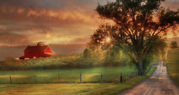 West Virginia Sunset 2 by Lori Deiter