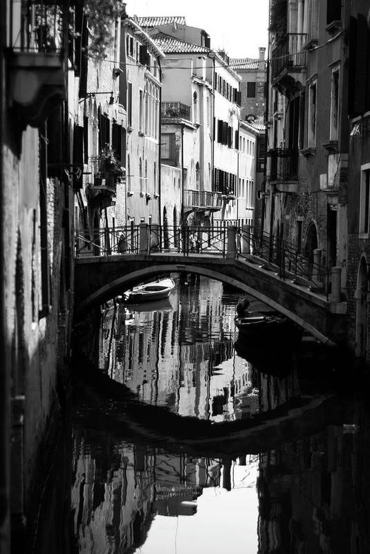 Venice Art Print featuring the photograph Venice by Claire Wilson