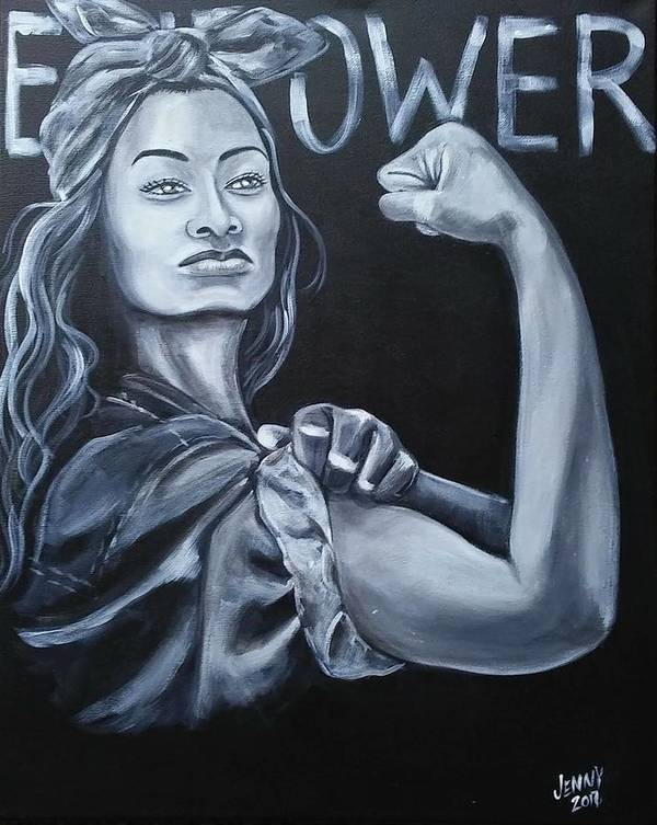 Empower  by Jenny Pickens