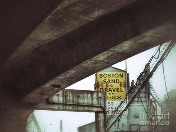 Boston Sand and Gravel by Karyn Regal