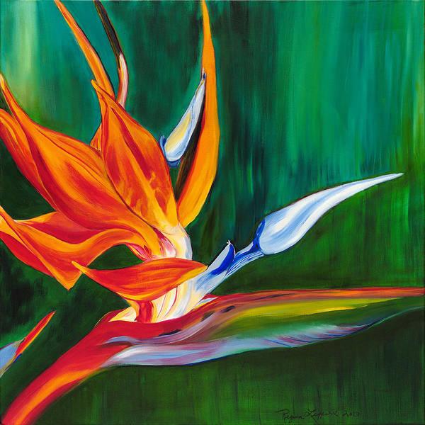 Bird of Paradise by Regina Leffers