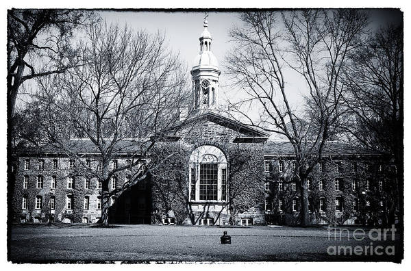 Princeton University Art Print featuring the photograph Princeton University by John Rizzuto