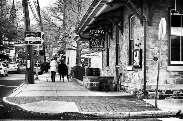 Welcome To New Jersey Art Print featuring the photograph Welcome To New Jersey by John Rizzuto