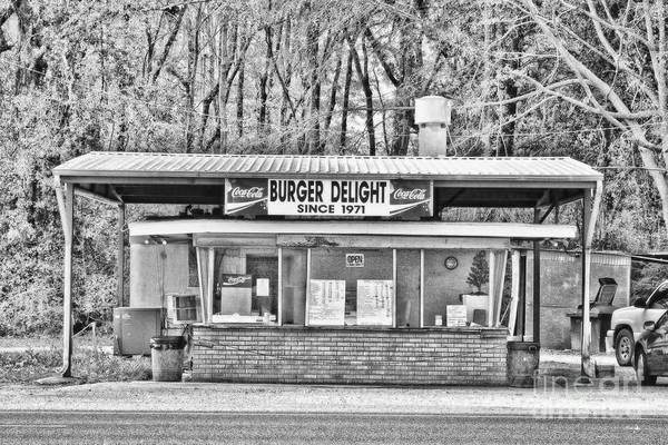 Gonzales Art Print featuring the photograph Burger Delight by Scott Pellegrin
