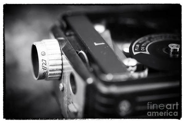 F 2.7 Art Print featuring the photograph F 2.7 by John Rizzuto