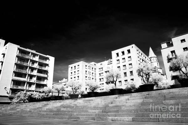 Steps In Marseille Art Print featuring the photograph Steps In Marseille by John Rizzuto