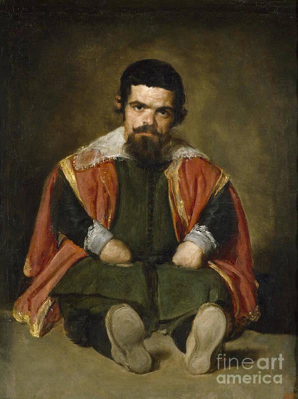 The Portrait of Sebastian de Morra by Celestial Images