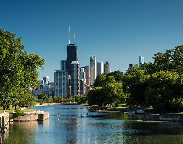Lincoln Park Chicago by Steve Gadomski