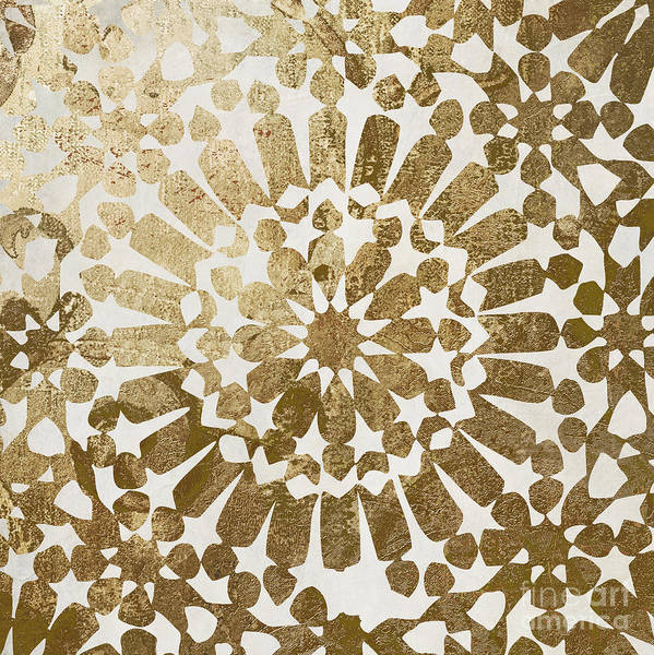 Moroccan Gold II by Mindy Sommers