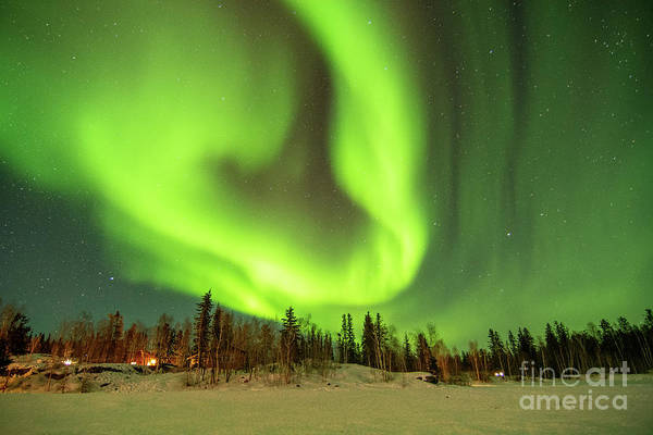 Northern Lights 11 by Barry McEvoy