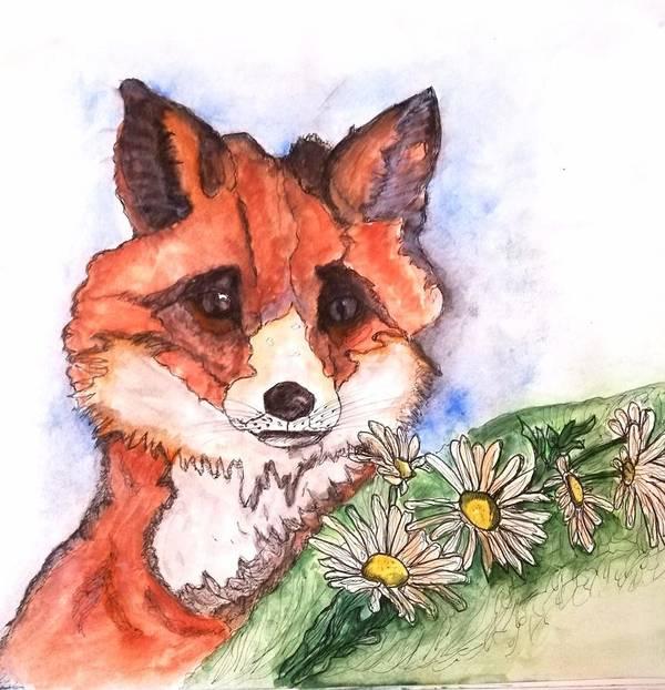Mr Fox  by Angela Smith