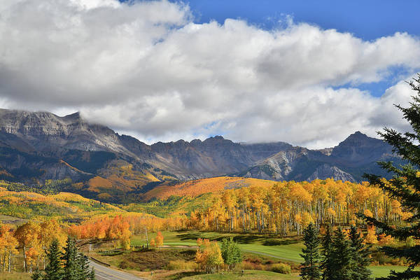 Mountain Village Telluride by Ray Mathis