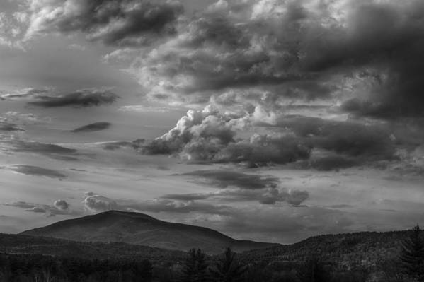 Mountains Art Print featuring the photograph Springtime Last Light by Nathan Larson