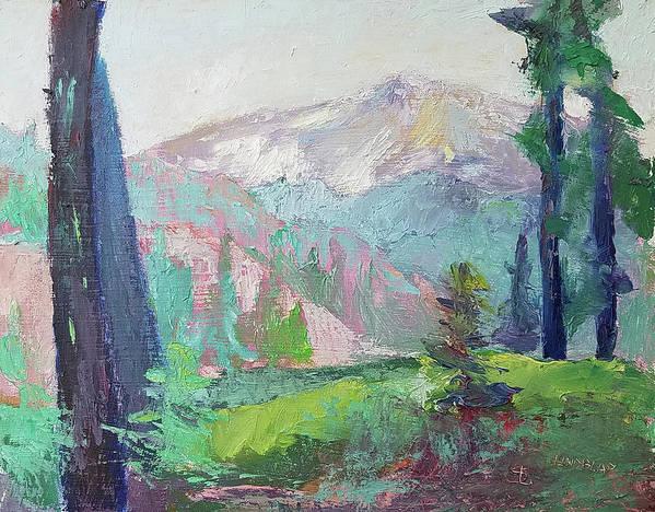 Mount Lassen by Sandy Lindblad