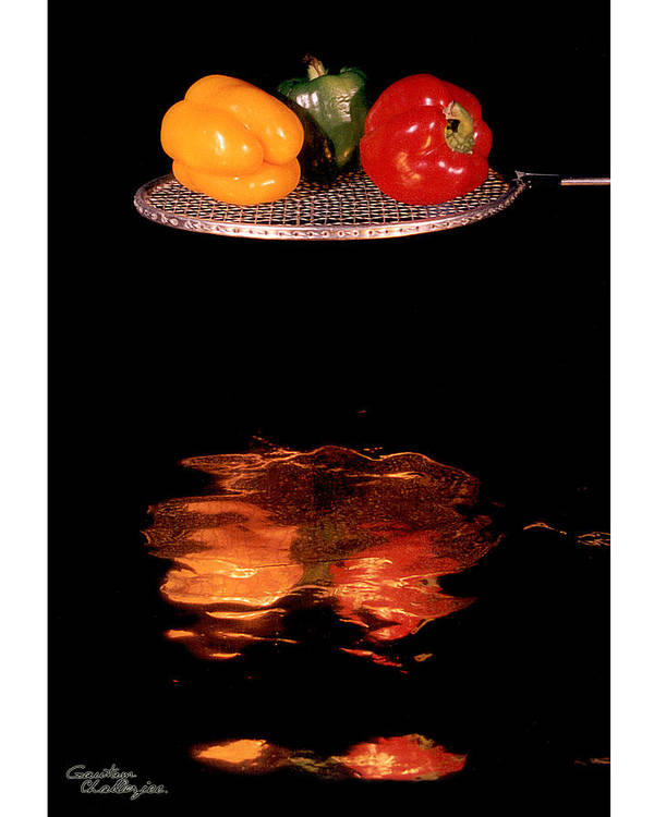 Racket Art Print featuring the photograph Still Life - 4 by Gautam Chatterjee