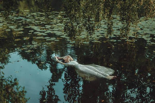 Underwater by Anastasiya Dobrovolskaya