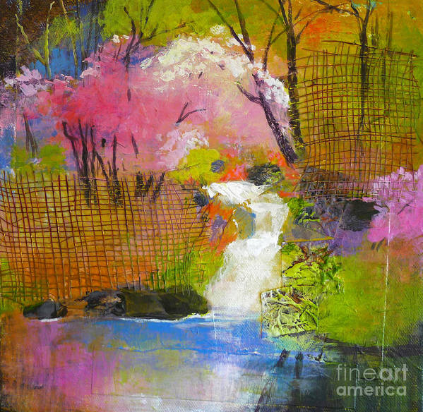 Spring Garden by Melody Cleary