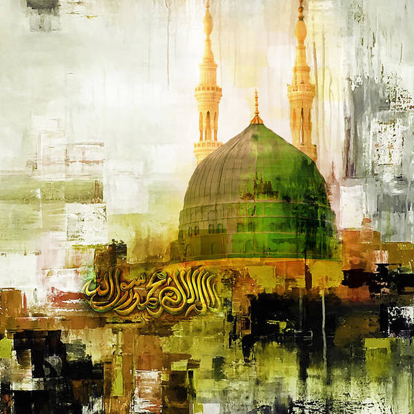 masjid e Nabawi 003 by Gull G