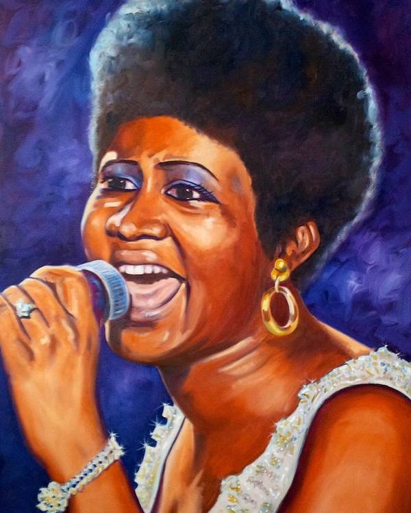 Queen of Soul by Christina Clare