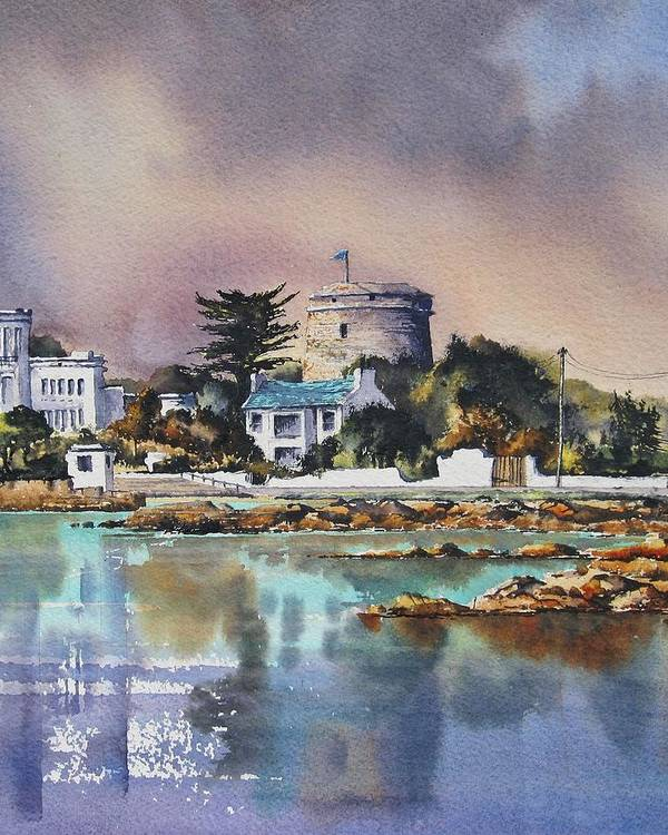 Sandycove by Roland Byrne