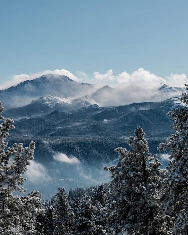 Pikes Peak by Rafael Calderon