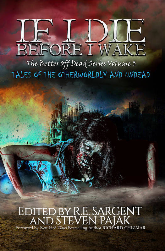 If I Die Before I Wake Volume 5 by Sinister Smile Press