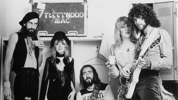Fleetwood Mac by Dorothy Binder