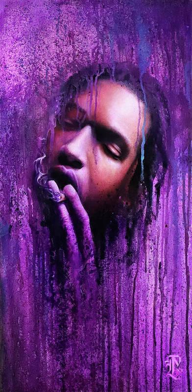 A$ap Rocky by Darin Priest