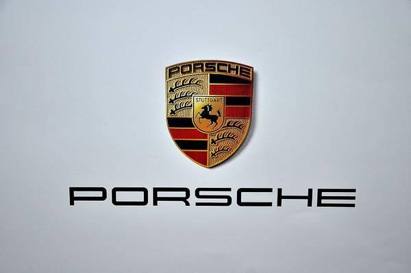 Porsche Logo by Porsche Logo
