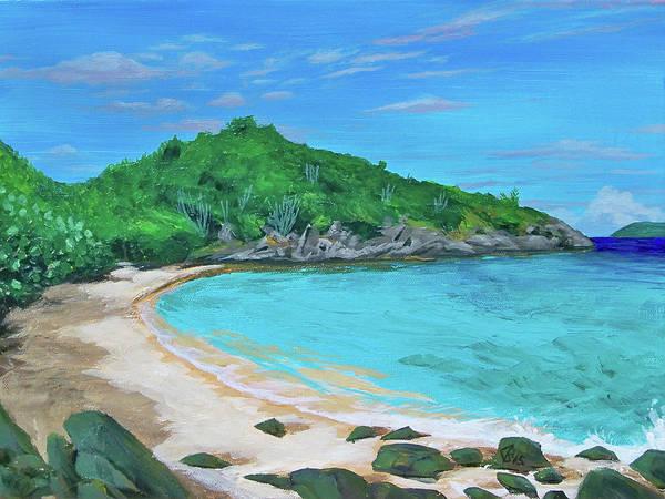 Jumbie Beach by Daniel Benson
