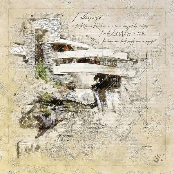 Fallingwater by Theodor Decker
