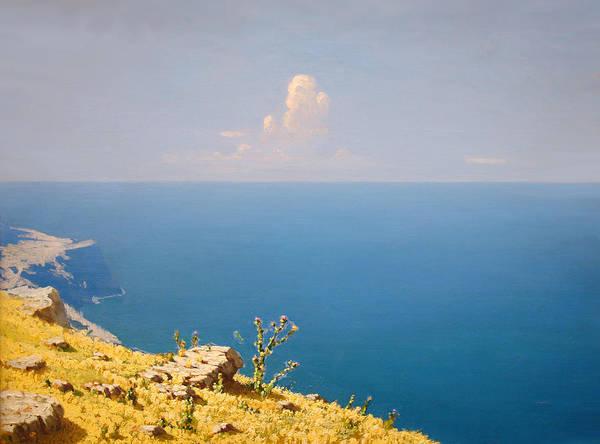 Sea. Crimea by Arkhip Ivanovich Kuindzhi