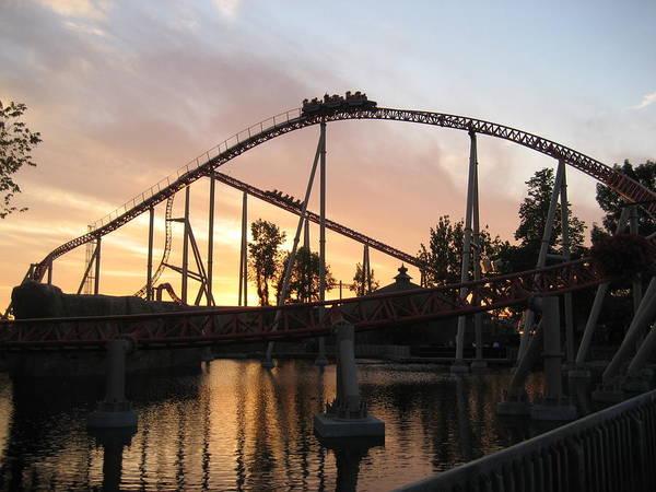 Cedar Point - Maverick - 12121 by DC Photographer
