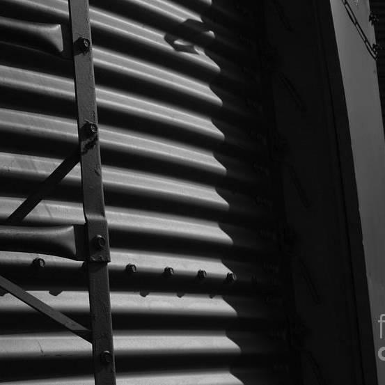 Grain Bin - One of Three by Photography by Tiwago