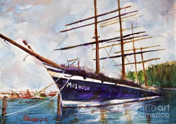 Moshulu by Joyce A Guariglia