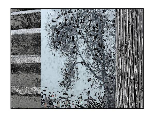 Triptych Art Print featuring the photograph Burdens Fall Away by George Guarino