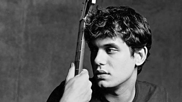 John Mayer by Queso Espinosa