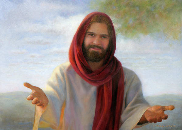 Love of Jesus by Nancy Lee Moran
