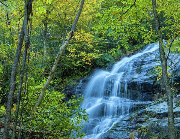 Crabtree Falls by Jonathan Nguyen