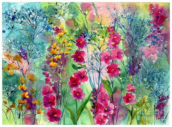 Flowery Fairy Tales by Suzann Sines