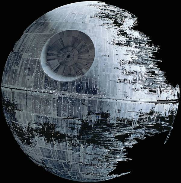 Death Star II by Geek N Rock