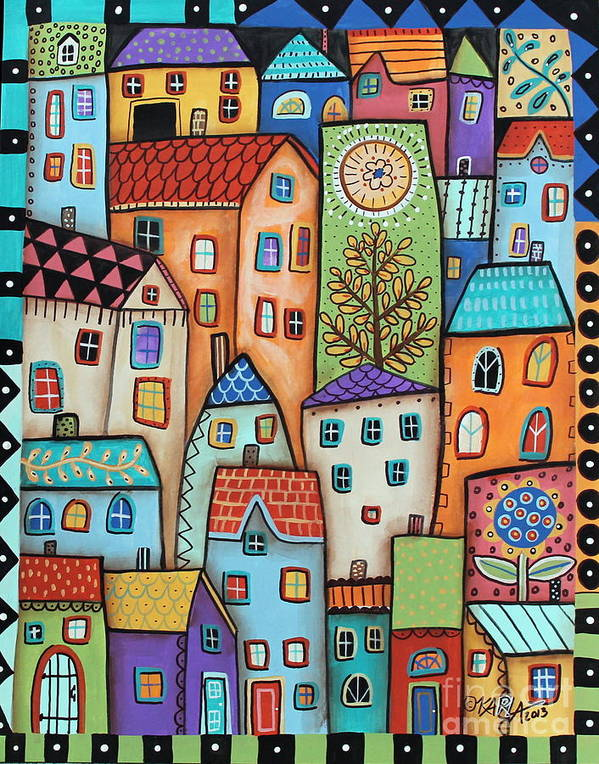 City Digs by Karla Gerard