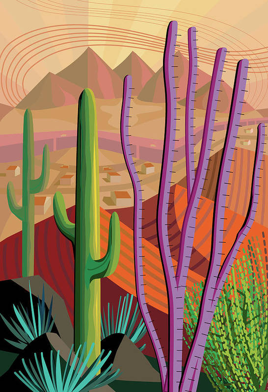 Tucson by Charles Harker