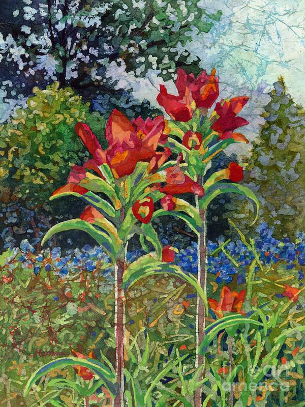 Indian Spring by Hailey E Herrera