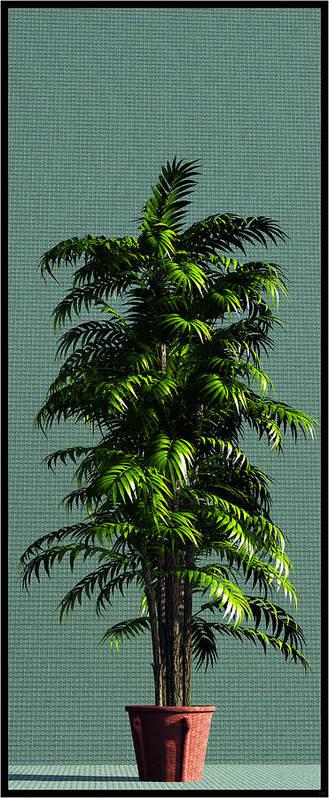 Still Life Art Print featuring the digital art The Tree... by Tim Fillingim