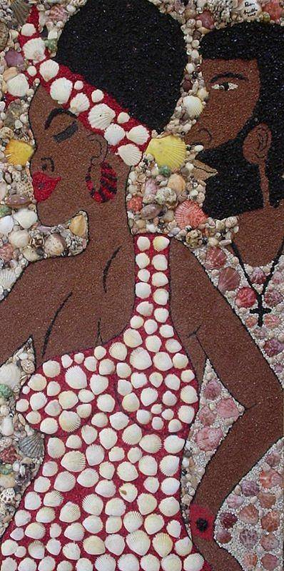Gypsy Woman Art Print featuring the mixed media My Gypsy Woman by Ben Sivells