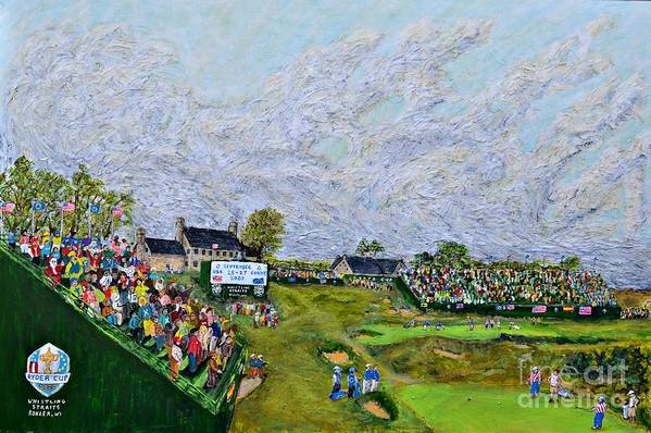 Ryder Cup 2020 by Richard Wandell